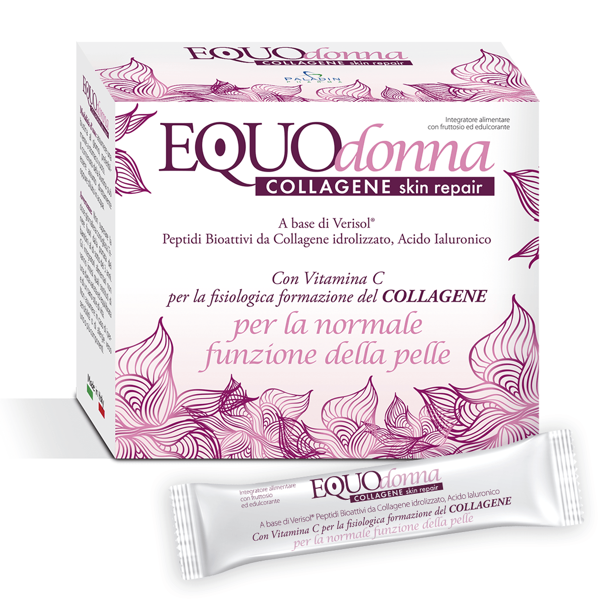 EQUO DONNA COLLAGENE SKIN REPAIR