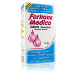 FORHANS MEDICO COLLUTTORIO CONCENTRATO - 75 ML