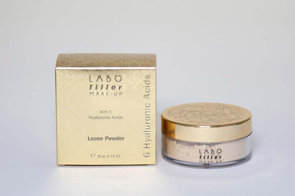 LABO FILLER - CIPRIA LIBERA (LOOSE POWDER) - 2 colori disponibili - Rosy Beige
