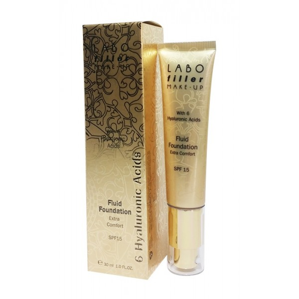 LABO FILLER - FLUID FOUNDATION EXTRA COMFORT (n°31)