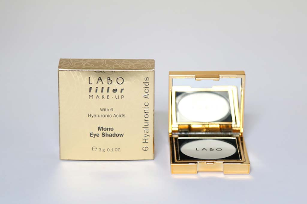 LABO FILLER - OMBRETTO MONO (MONO EYE SHADOW) - Aubergine (15)