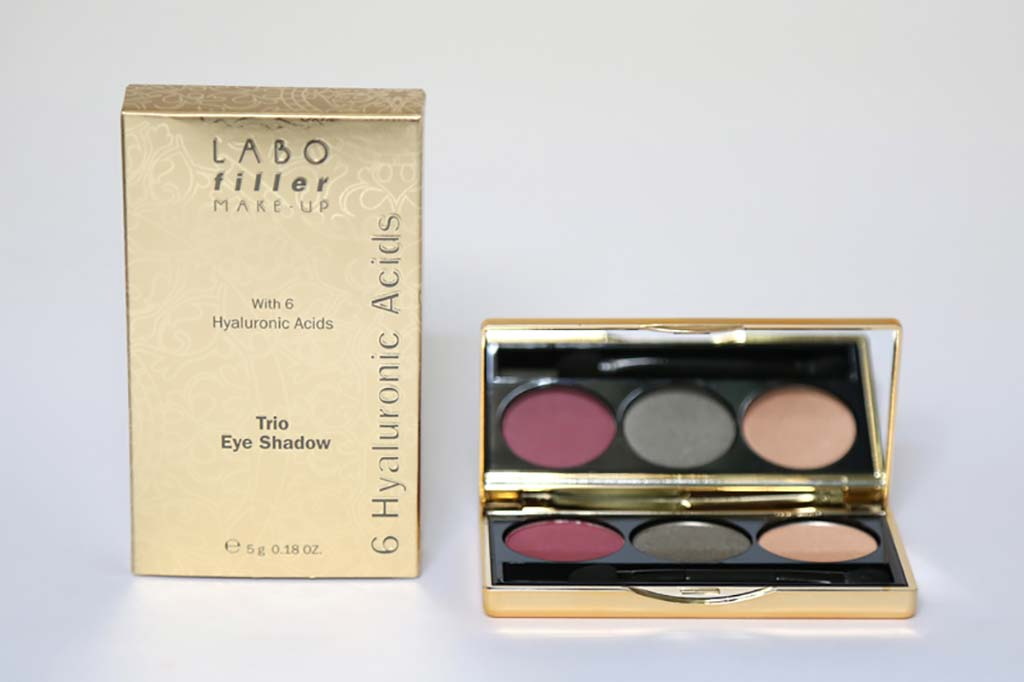 LABO FILLER - OMBRETTO TRIO PALETTE (TRIO EYE SHADOW) - Palette Romantic (21)