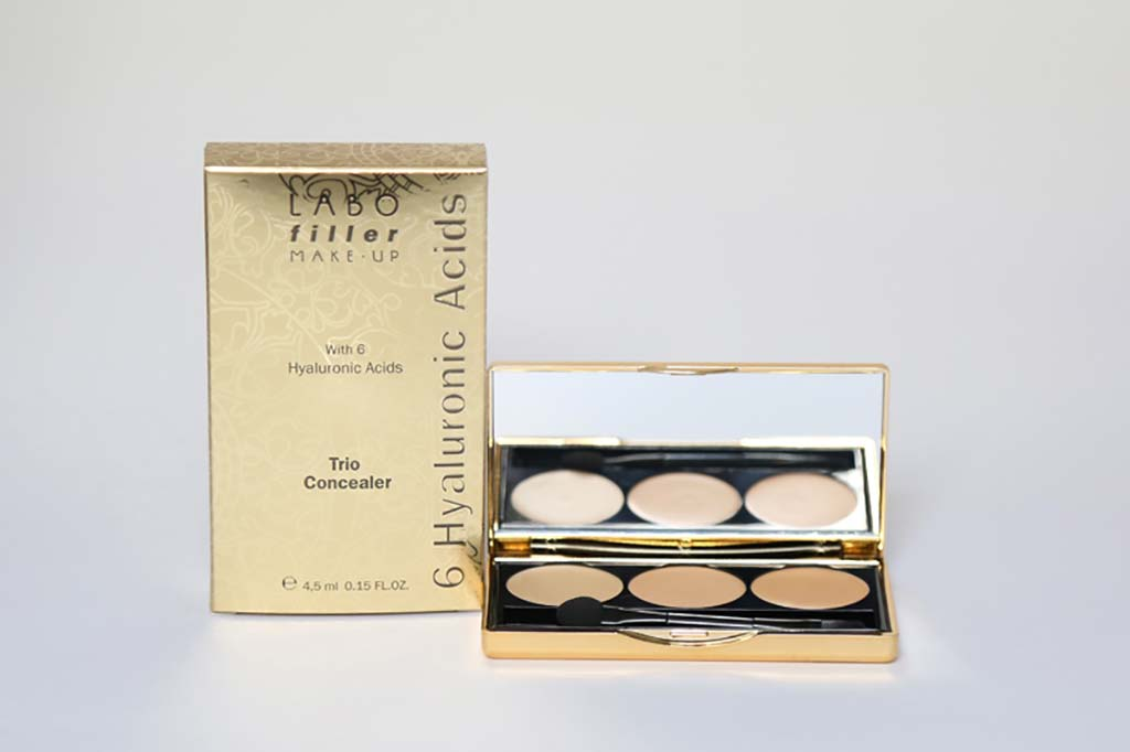 LABO FILLER - TRIO CORRETTORE (TRIO CONCEALER) - 3 colori disponibili - Technical Palette