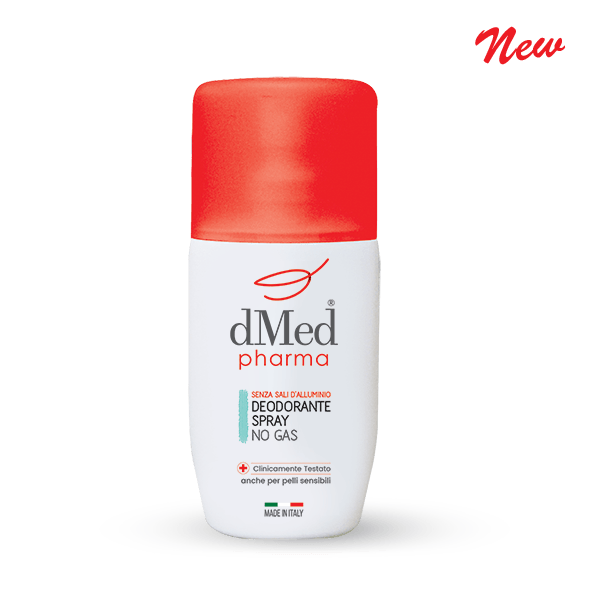 dMed Pharma - Deodorante spray no gas