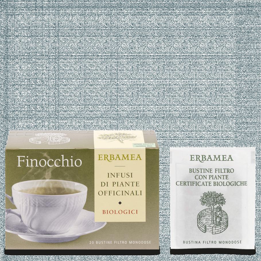 ERBAMEA - TISANA BIOLOGICA AL FINOCCHIO