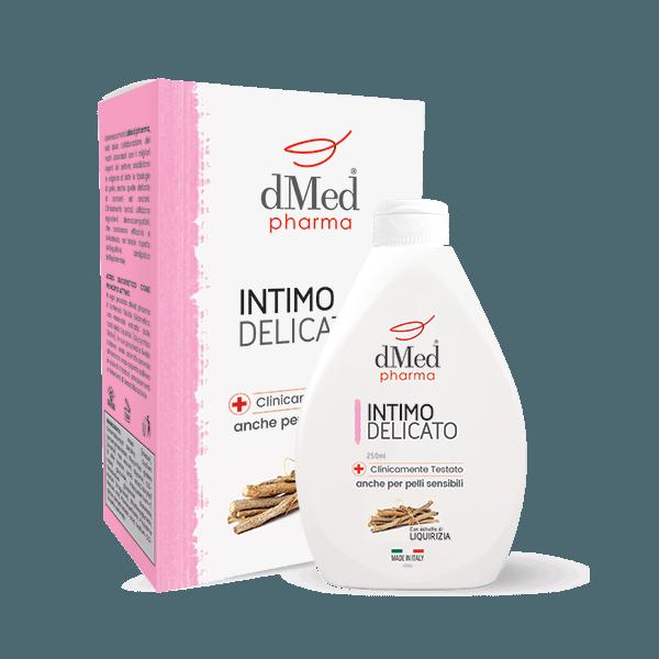 dMed Pharma - Intimo delicato 250 ML