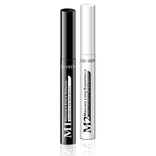 Lovren M1 Mascara Extra Volume 10 ml