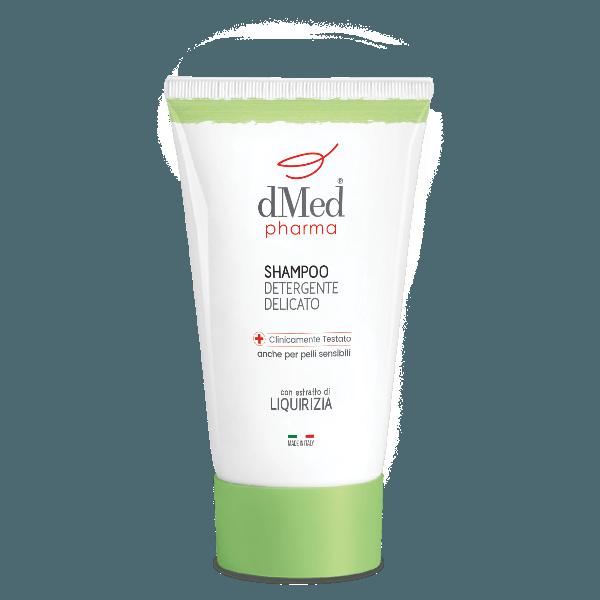 dMed Pharma - Shampoo detergente delicato 400 ML