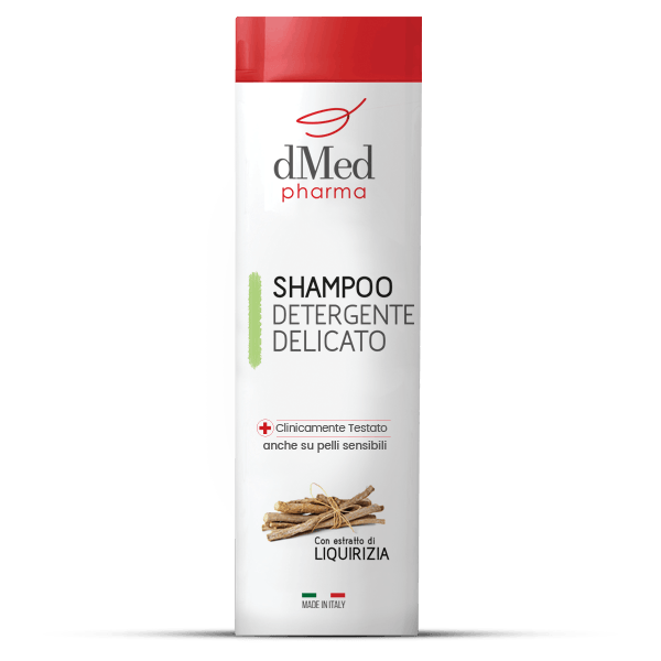 dMed Pharma - Shampoo detergente delicato
