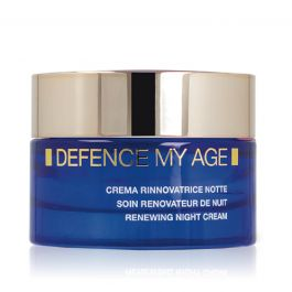 DEFENCE MY AGE - CREMA RINNOVATRICE NOTTE + BOOSTER IN OMAGGIO