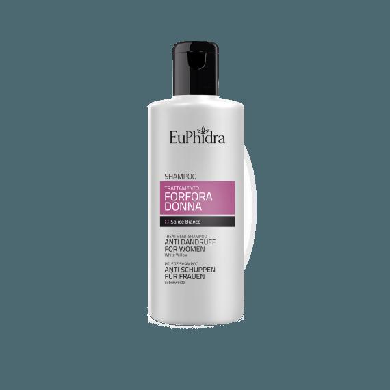 EUPHIDRA - Shampoo trattamento forfora donna