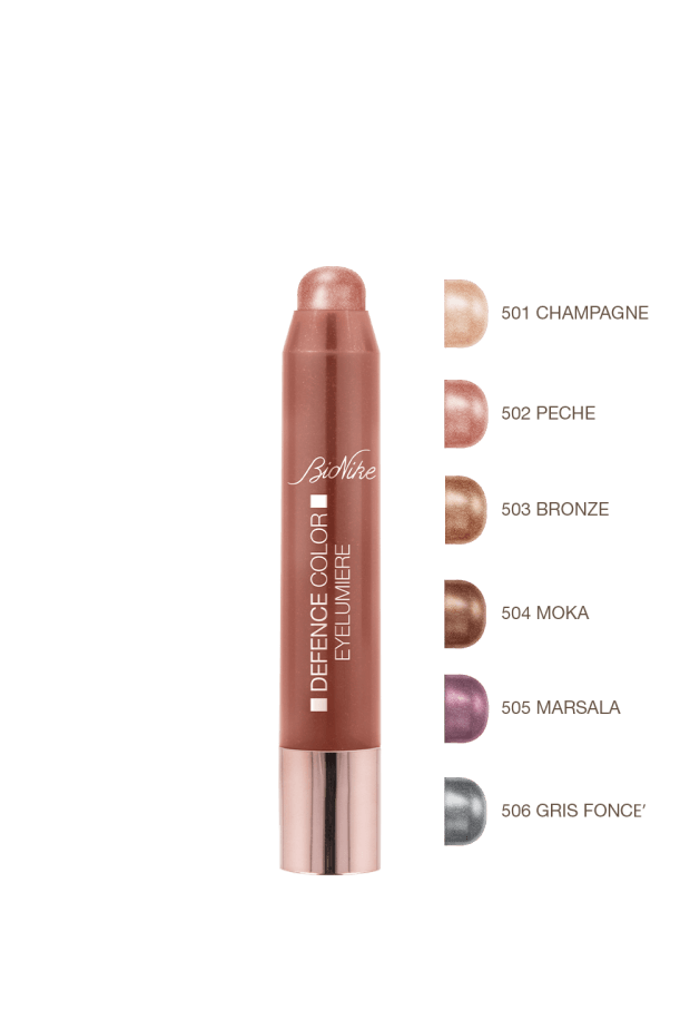 DEFENCE COLOR EYELUMIERE OMBRETTO 503 (Bronze)