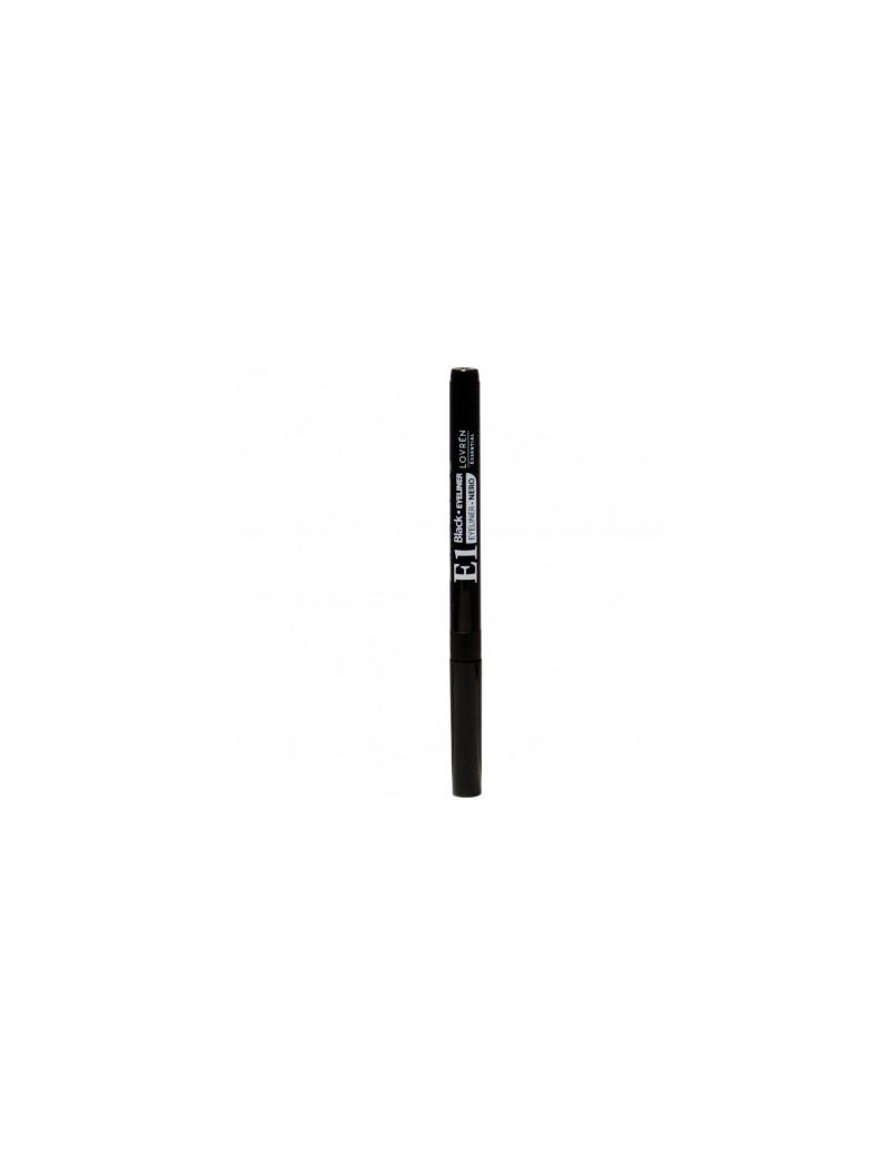 LOVREN ESSENTIAL E1 – Black Eyeliner