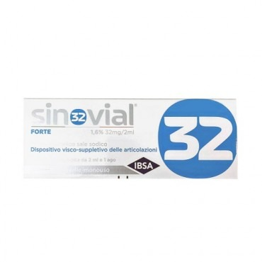 SINOVIAL FORTE 32 SIR 1,6% 1 PZ