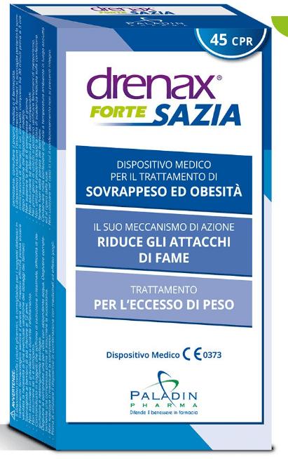 DRENAX FORTE SAZIA 45CPR