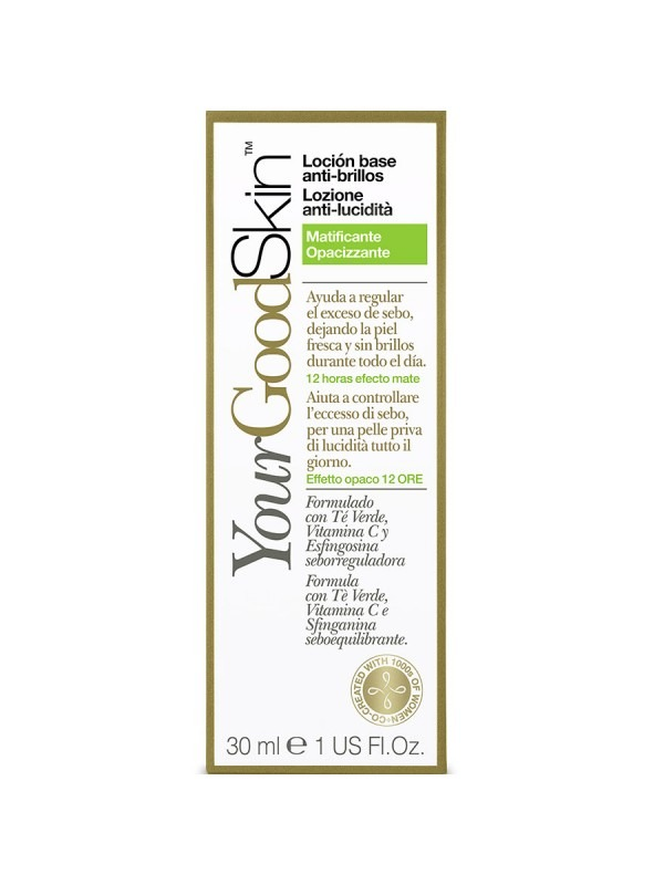 YOUR GOOD SKIN - LOZIONE ANTI LUCIDITA