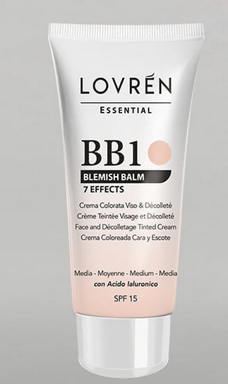 LOVREN ESSENTIAL BB CREAM BB1 M