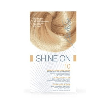 SHINE ON 10 BIONDO CHIARISSIMO BIO10