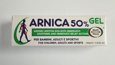 GEL ARNICA MONTANA 50% 100 ML