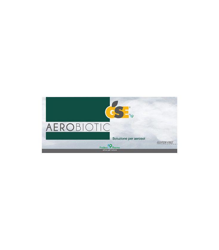 GSE AEROBIOTIC (10 fiale monodose da 5 ml)