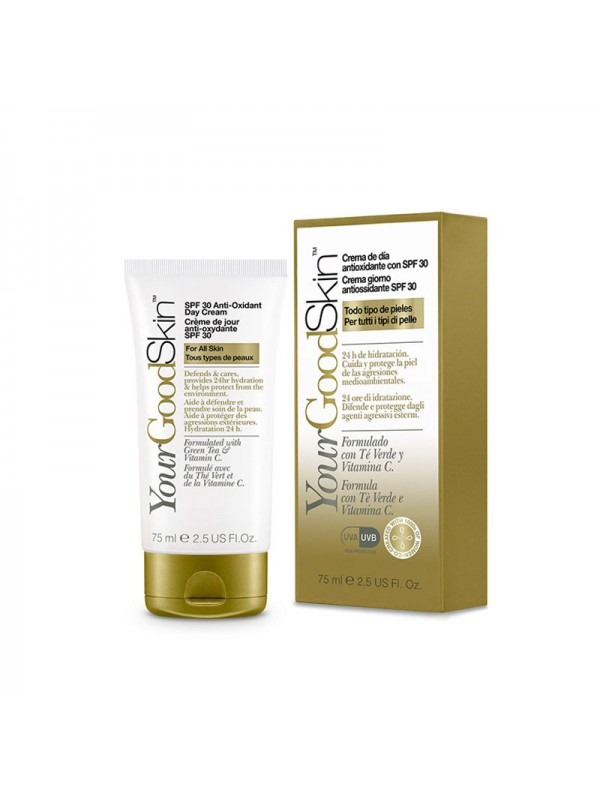 YOUR GOOD SKIN CREMA GIORNO ANTIOSSIDANTE SPF 30