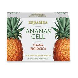 ERBAMEA - ANANAS CELL TISANA BIOLOGICA 20BUST
