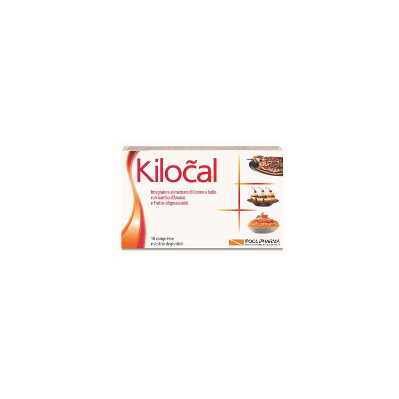 KILOCAL - INTEGRATORE 10 CPR