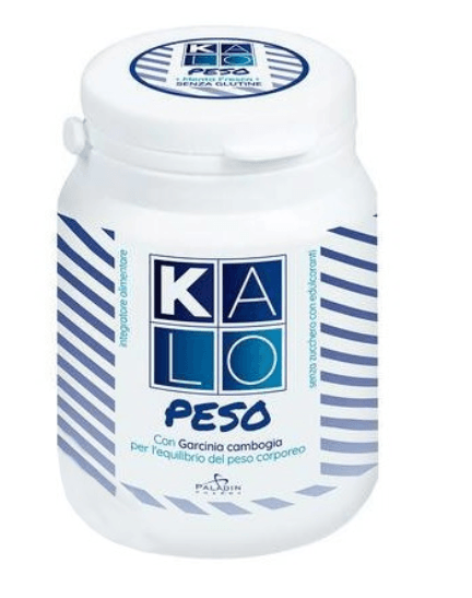 KALO PESO GUM 25 PEZZI DA 2,4 GR