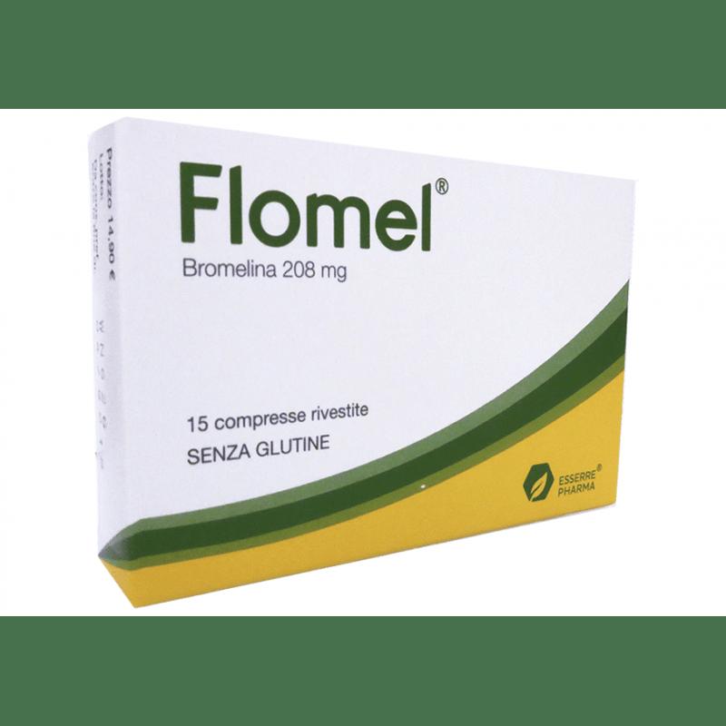 FLOMEL INTEGRATORE ANTICELLULITE BIPACK (15 + 15)