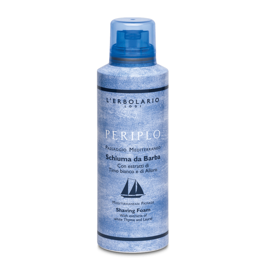 PERIPLO SCHIUMA BARBA 200ML
