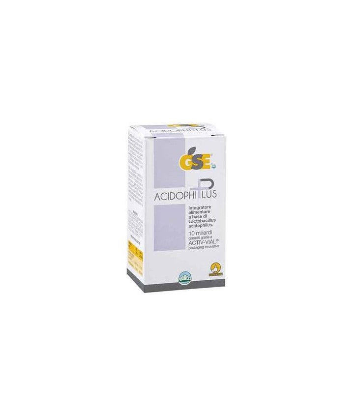 GSE ACIDOPHIPLUS 30 COMPRESSE
