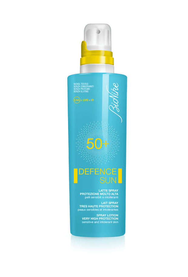 DEFENCE SUN LATTE SPRAY 50+