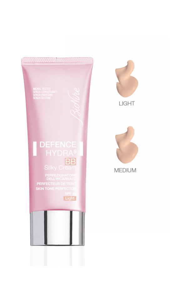Defence Hydractive Bb Cream Light e Medium - Medium