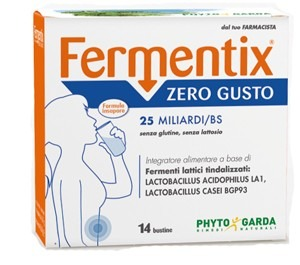 FERMENTIX ZEROGUSTO 14BUSTINE