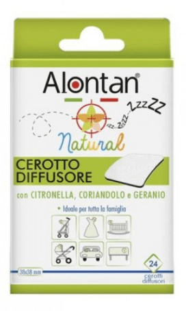 ALONTAN NATURAL CEROTTO DIFFUSORE ANTI ZANZARE