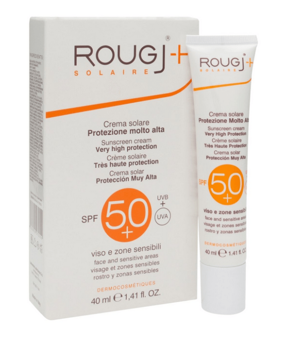 ROUGJ CREMA SOLE VISO SPF 50+