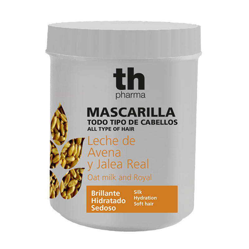 TH MASCHERA AVENA/PAPPA REALE - 700Ml