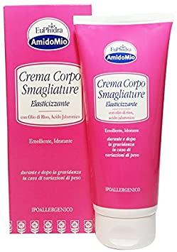 EuPhidra AmidoMio Crema Elasticizzante Smagliature - 400 o 200 Ml - 200 Ml