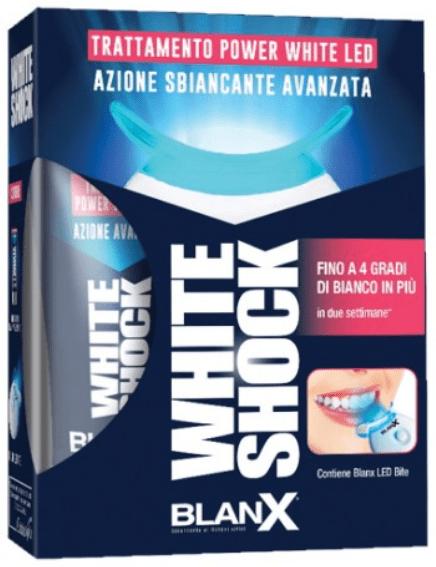 BLANX WHITE SHOCK TRATTAMENTO SBIANCANTE