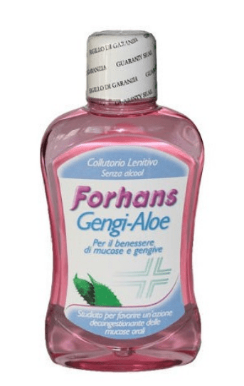FORHANS GENGI-ALOE COLLUTTORIO 500 ML