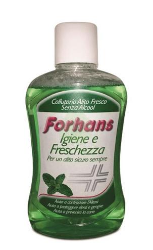 FORHANS IGIENE E FRESCHEZZA COLLUTTORIO 500 ML