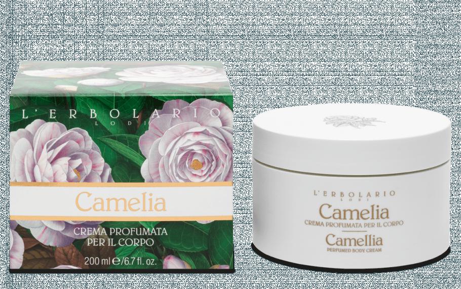 CAMELIA CREMA CORPO 200ML