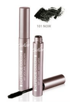 DEFENCE COLOR MASCARA VOLUME 01NOIR