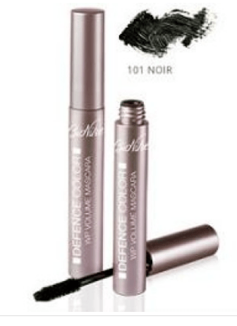 DEFENCE COLOR MASCARA WATERPROOF 01NOIR