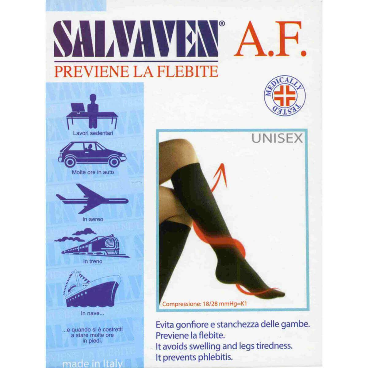 SALVAVEN CALZINO UNISEX (diversi solori e taglie) - Beige, XL