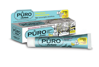 PURO DENTIFRICIO LEMON ICE 75 ML