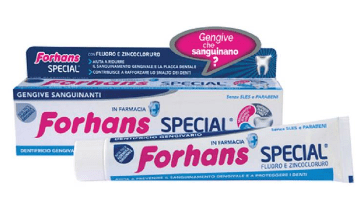FORHANS DENTIFRICIO SPEC 75ML