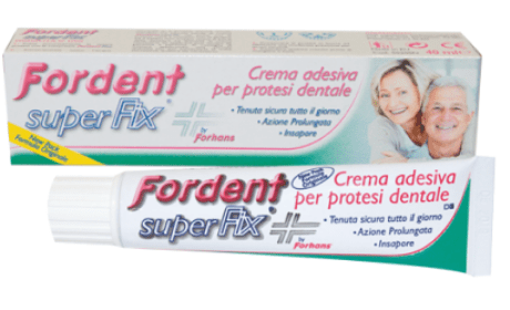 FORDENT SUPERFIX CREMA ADESIVA 40ML