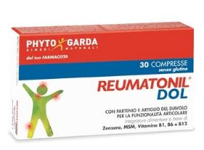 REUMATONIL DOL 30 CPR