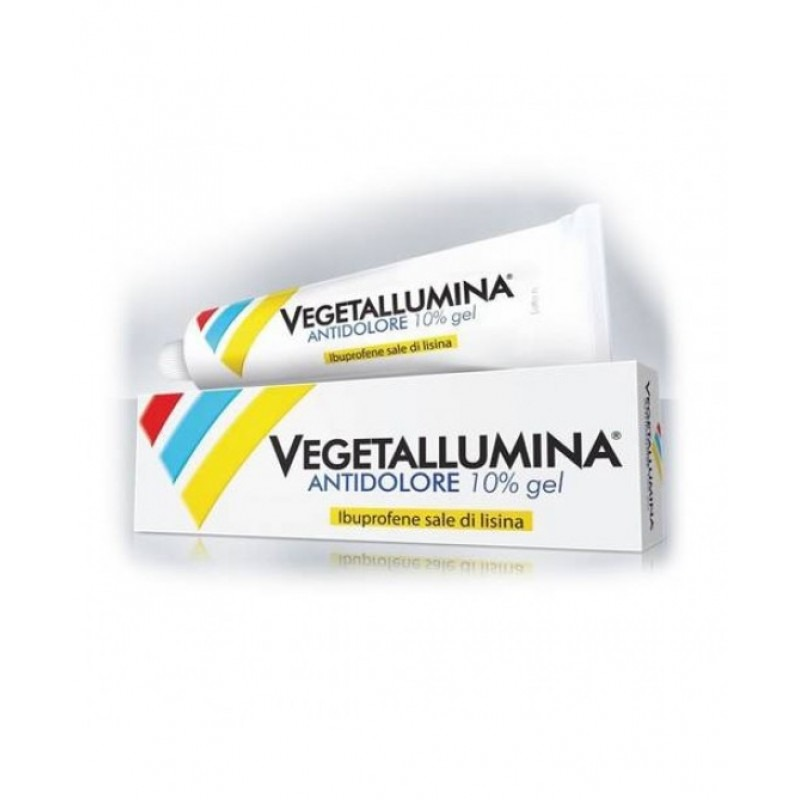 Vegetallumina Ematogel 100ml